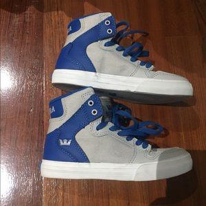 Toddler boys Supra sneakers